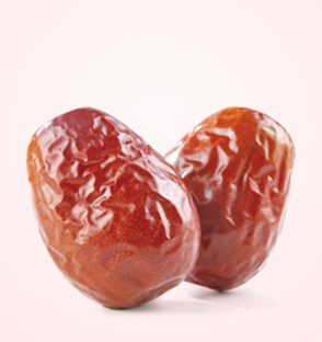 Healthy red dates